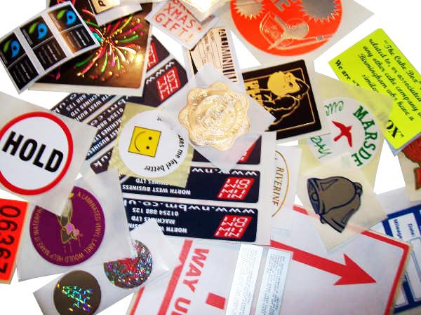 Promotional labels